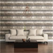 Street Prints Collection- Reclaimed-WEATHERED PLANK GREY WOOD TEXTURE