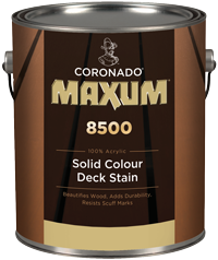 Maxum 8500 Stain