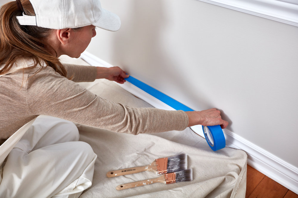 Experience. - Years of experience in the paint industry make our recommended painters efficient. They can spot problem areas and fix them so you are not simply putting a bandaid on the problem.