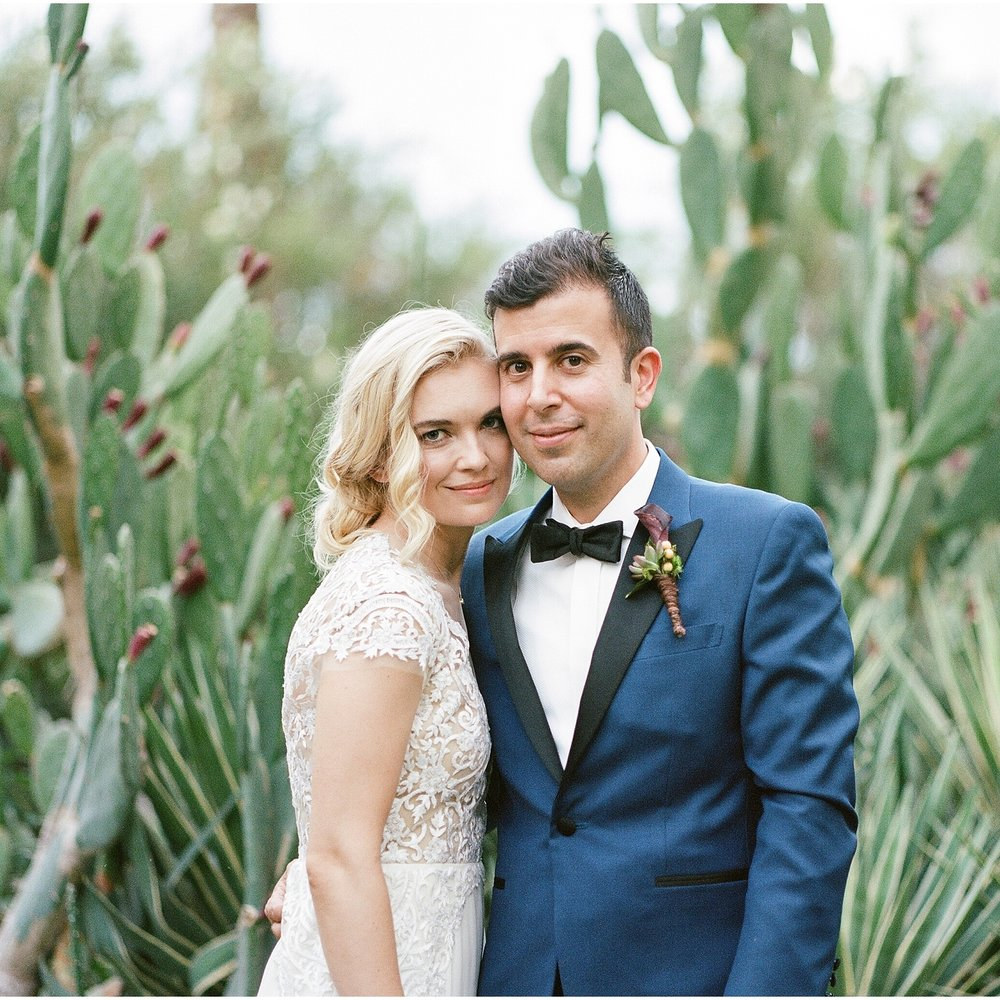 Emily & Nima | Featured on Ruffled