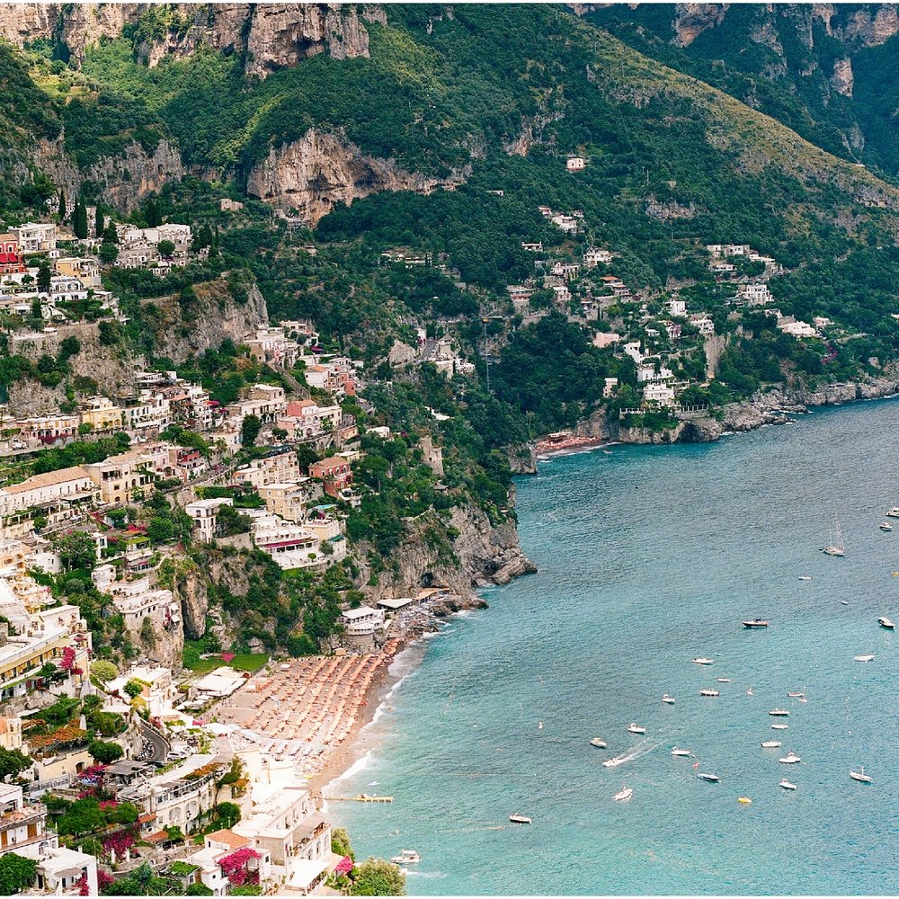 Destination | Amalfi Coast