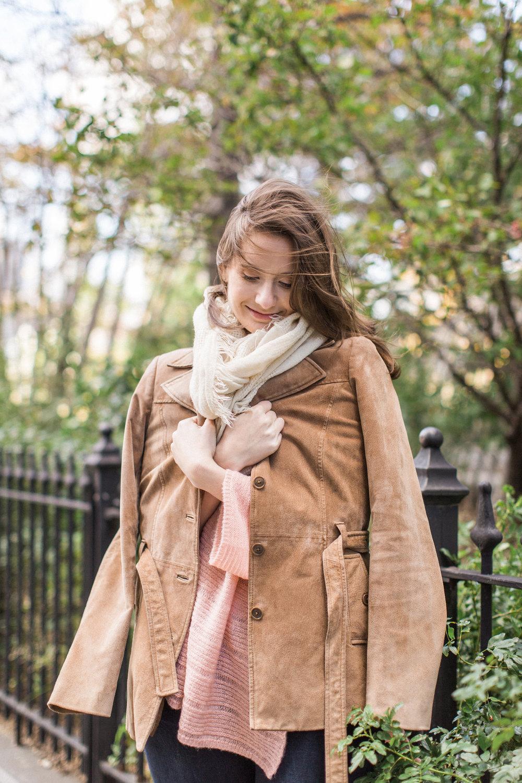 Jenna in Brooklyn, New York