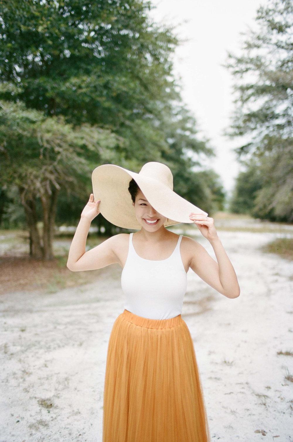 Catherine in Florida