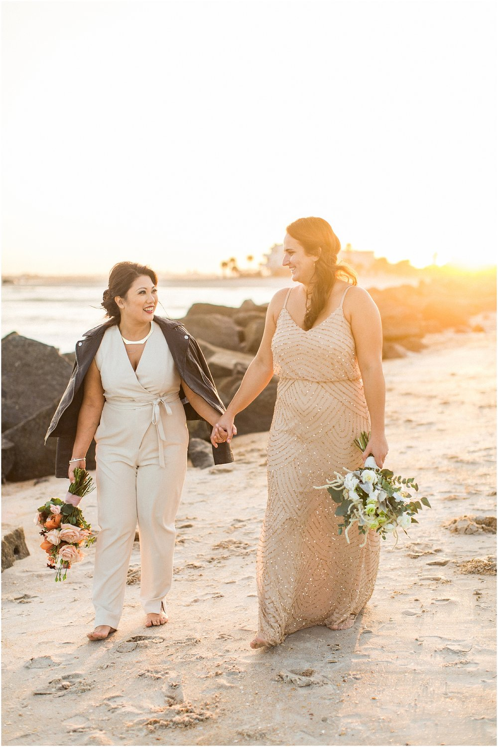 Vilano Beach Elopement