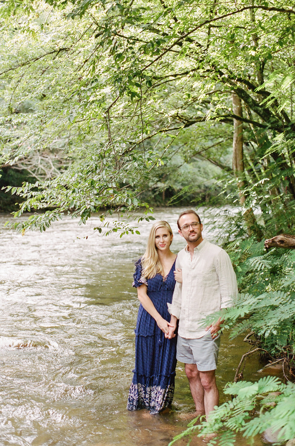 Kara & Patrick in Tennessee