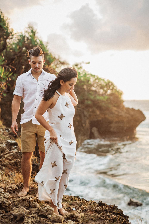 Lianne & Chris in Bali, Indonesia