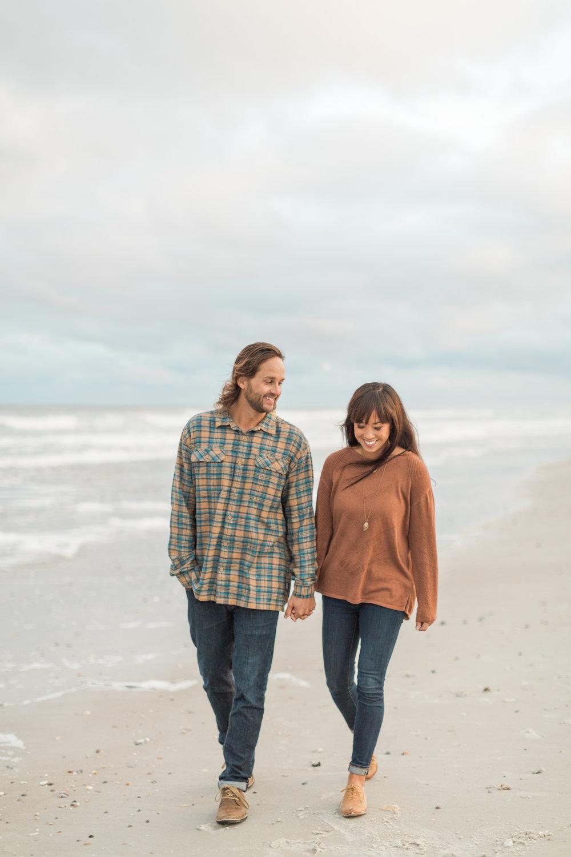 Joe & Michelle in Atlantic Beach