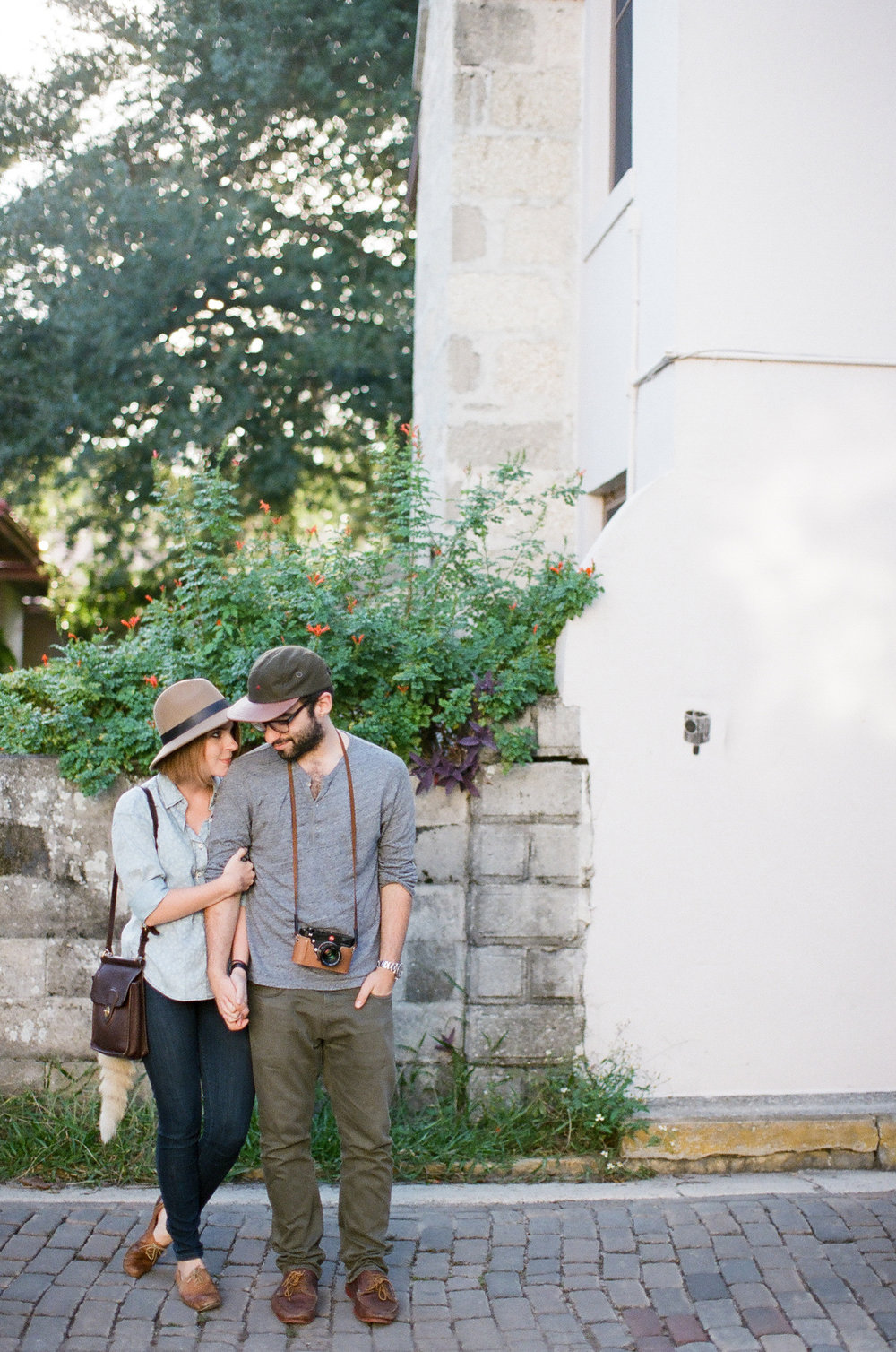 Pat & Claire in Saint Augustine