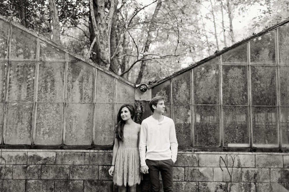 Caroline & Brandon at The Glen Venue