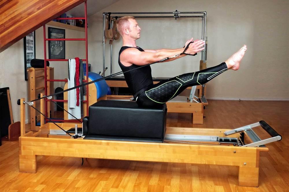 Pilates Los Angeles Pilates Training With Robert Hanson
