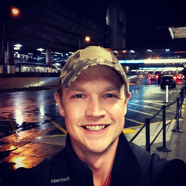 Whatup Seattle! Great to be back. Of course, it's raining :( Excited for the show tomorrow night!