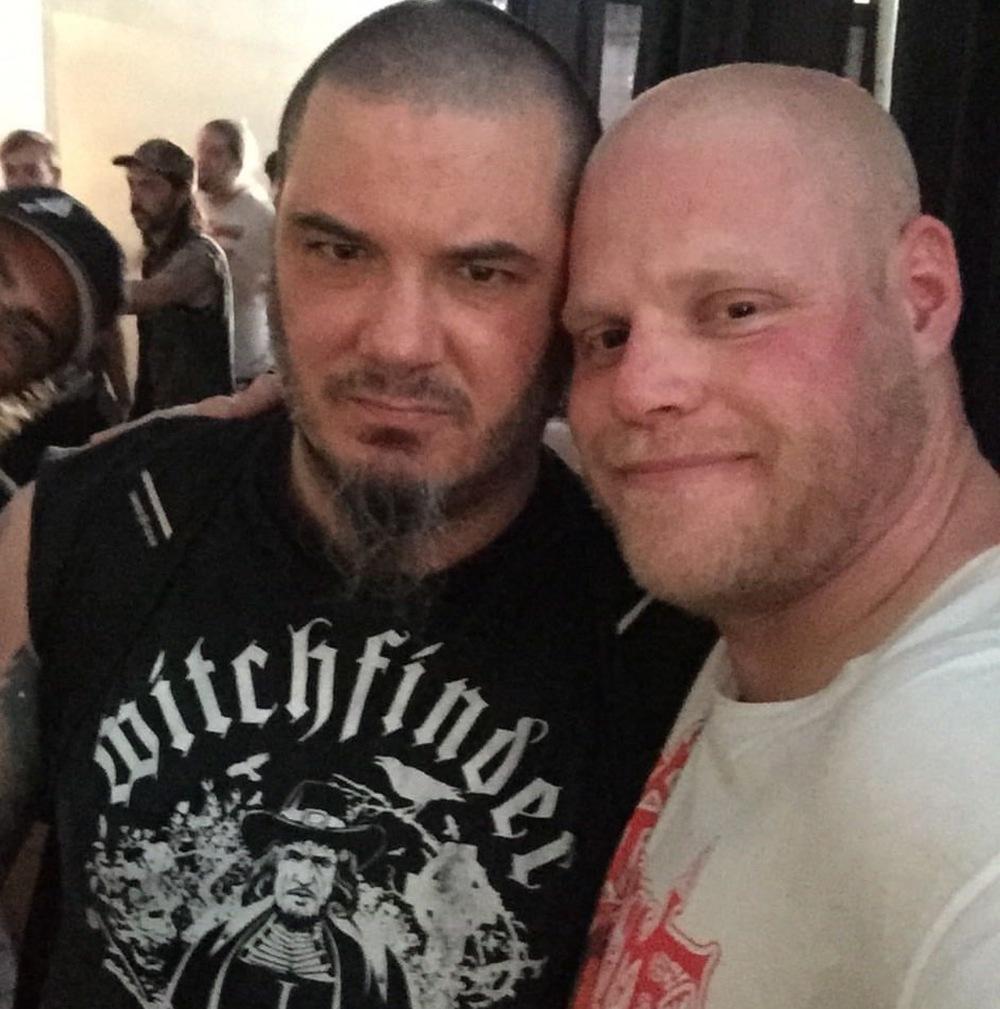 Phil Anselmo & Buke @ GWARBQ