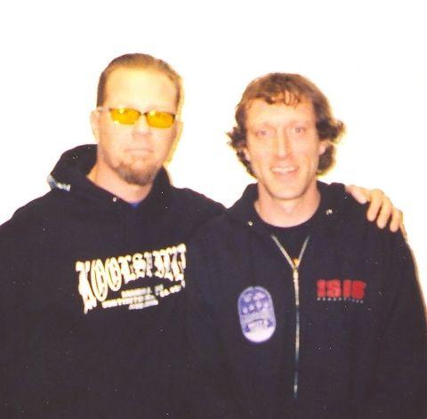 James Hetfield & Jay
