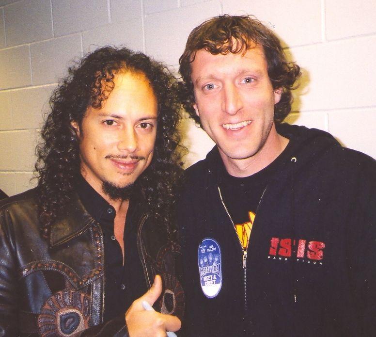 Kirk Hammett & Jay