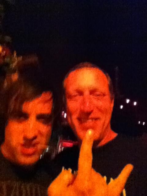 Steve Brodsky of Mutoid Man & Jay