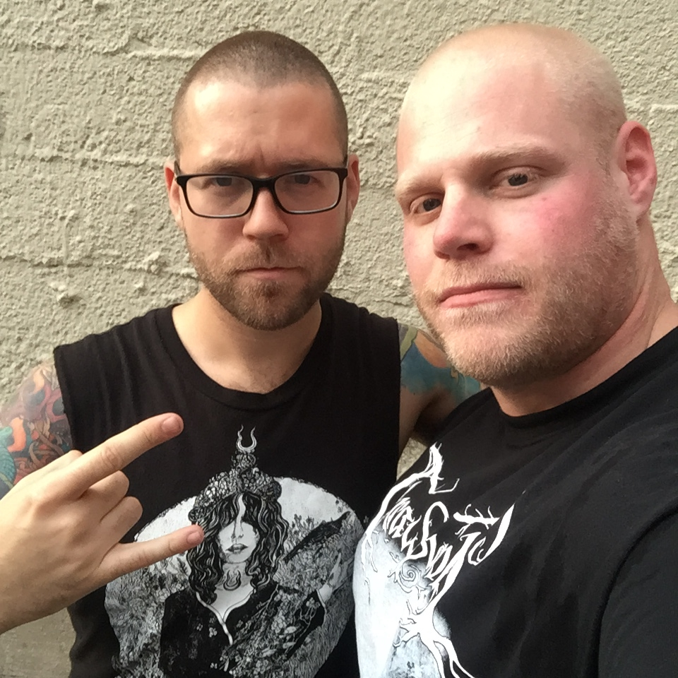 David Davidson of Revocation & Buke