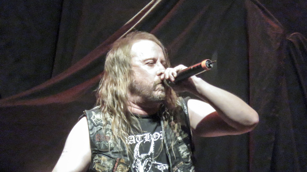 L-G Petrov of Entombed A.D.
