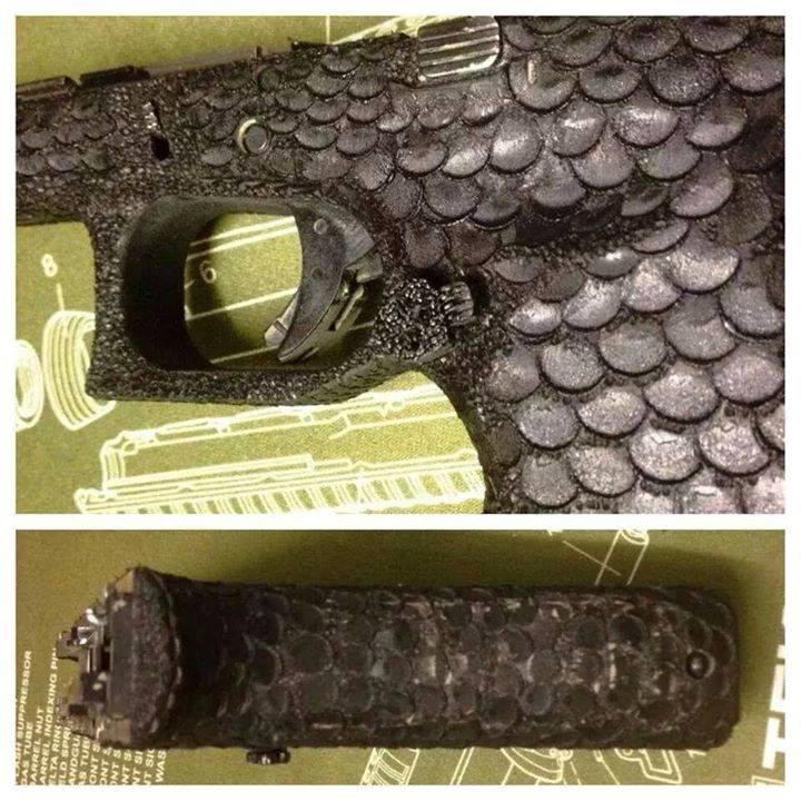 Bubba bubbatize les pistolets... Glock-stipling-gone-stupid
