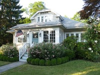 Connecticut bungalow