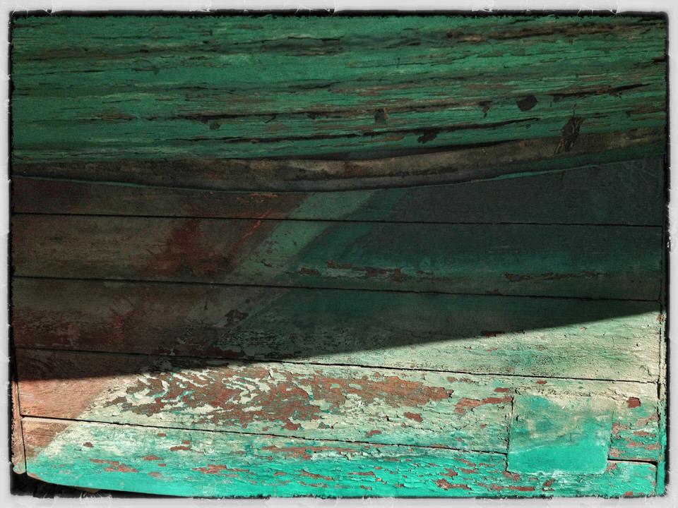 Bluegreen keel