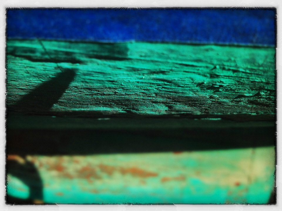 Bluegreen rail