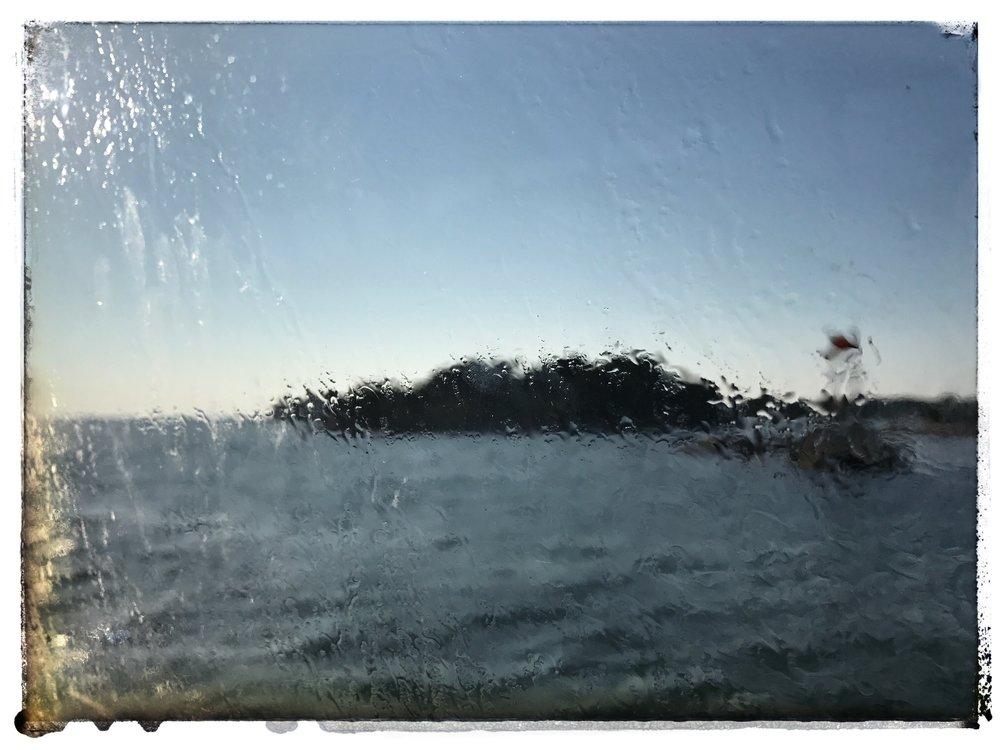 Steamship blur