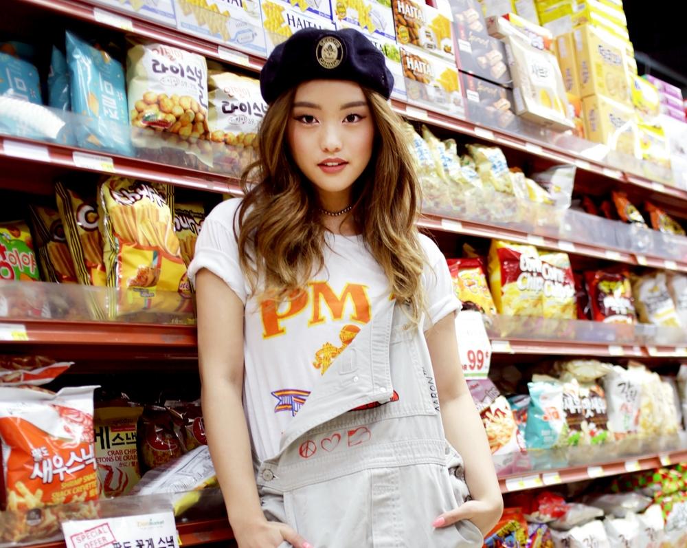 Jenn Im for KAEMI Shot by Christine Ting