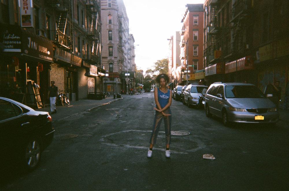 KAEMI GOES TO NEW YORK 29. 08. 15