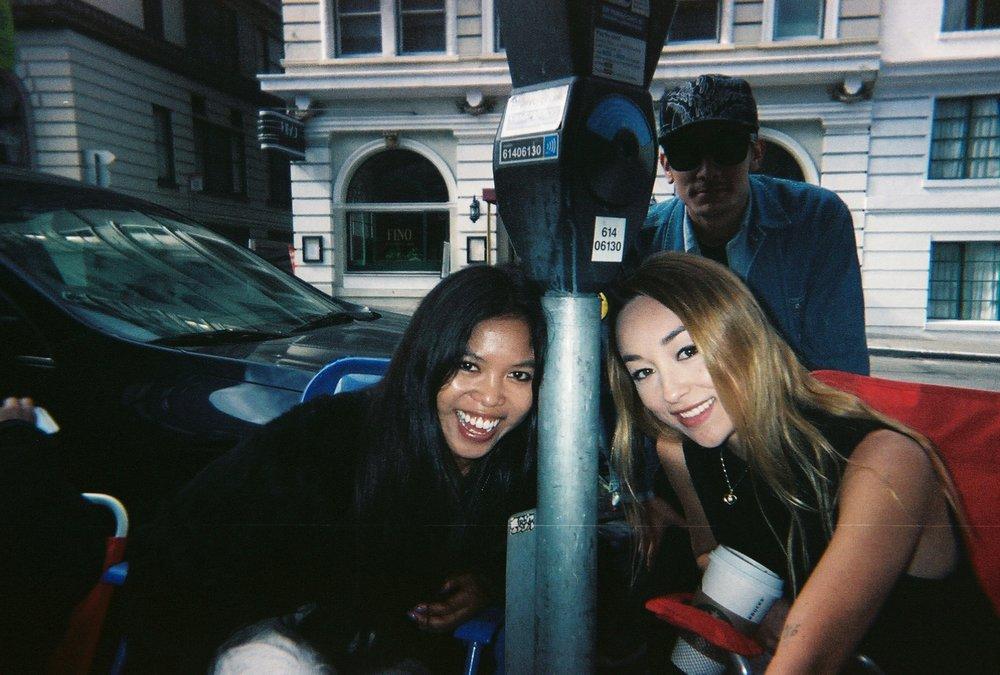 SAN FRANCISCO POP-UP 20. 04. 15