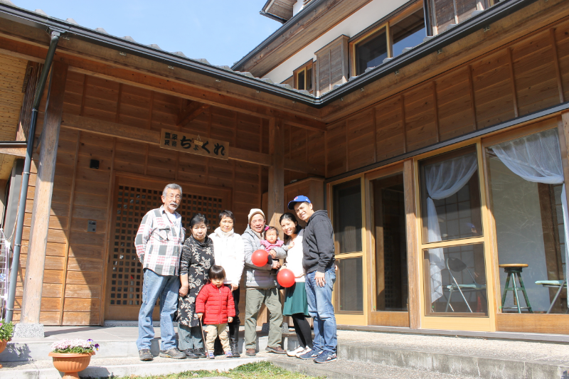 This past March visiting an agricultural heritage village in Kyushu, Japan - That's me the Jays cap!