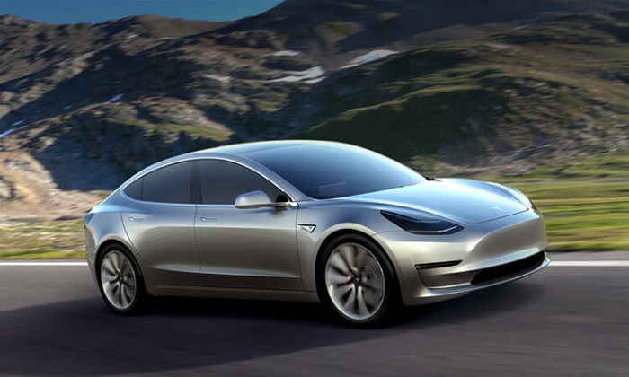 Delivery of the Model 3 and acquisition of Solar City completes Part 1 of Tesla's master plan -  Photo: tesla.com