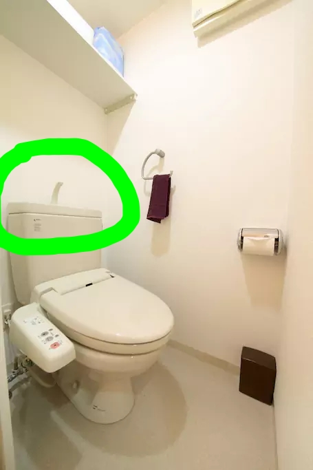 I stayed in this Airbnb in Japan - common to have a sink above the tank filling it and re-used for flushing