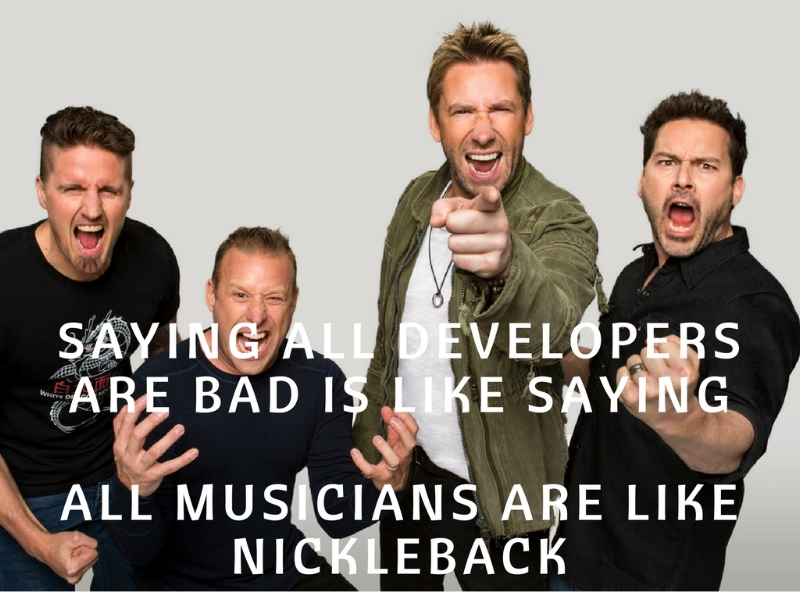 Sorry Nickelback - You  do  have catchy tunes though