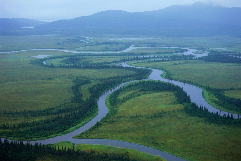 Bristol Bay region of southwest Alaska. Photo by Robert Glenn Ketchum