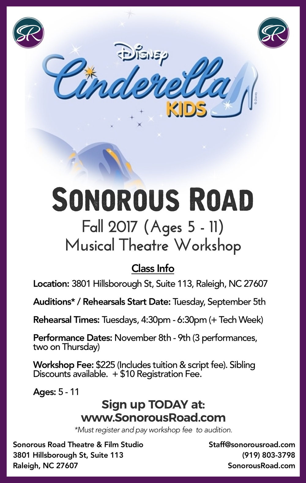 Cinderella KIDS Announcement.png