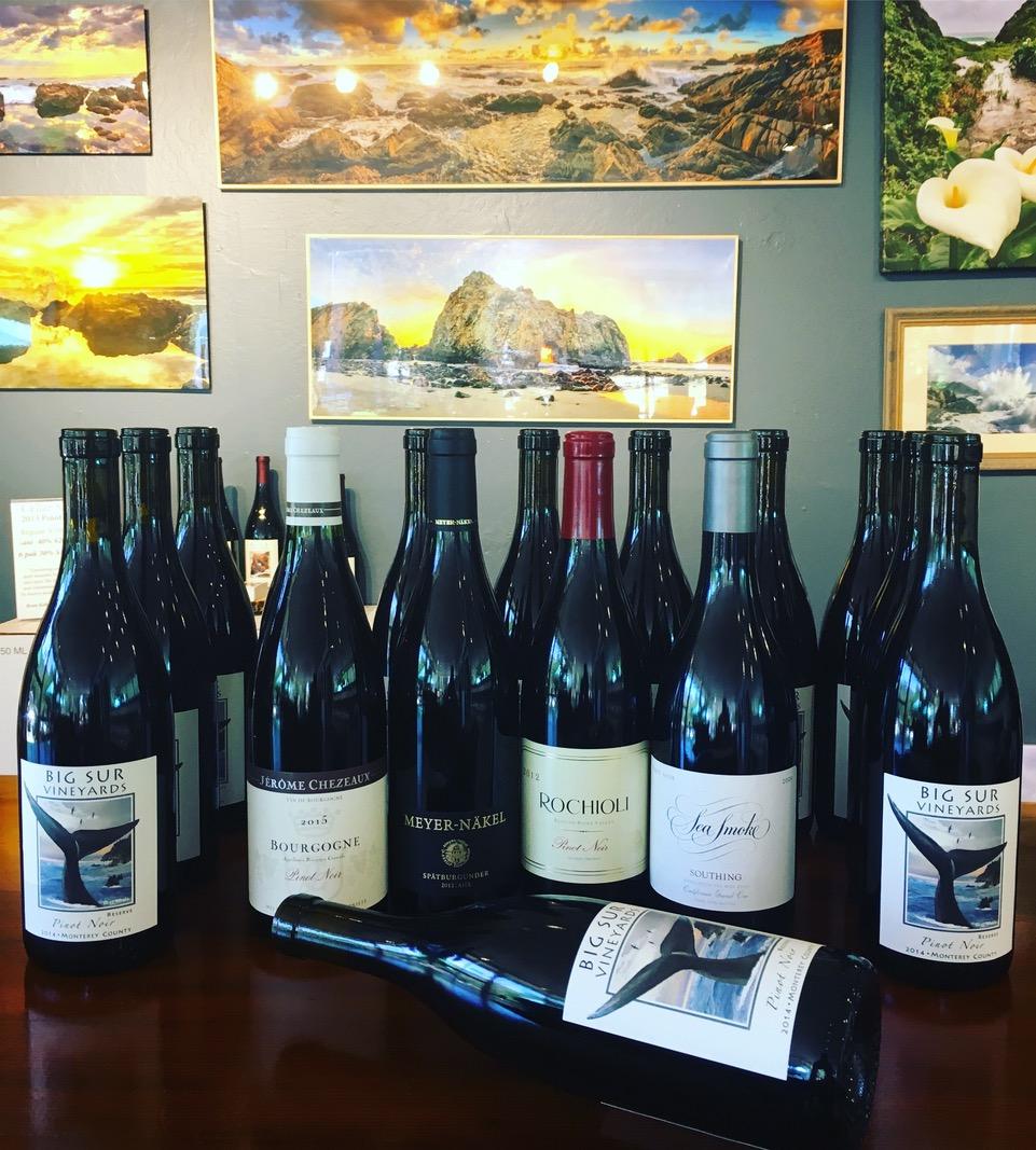 Pinot Noir Allstars with Kerry Winslow