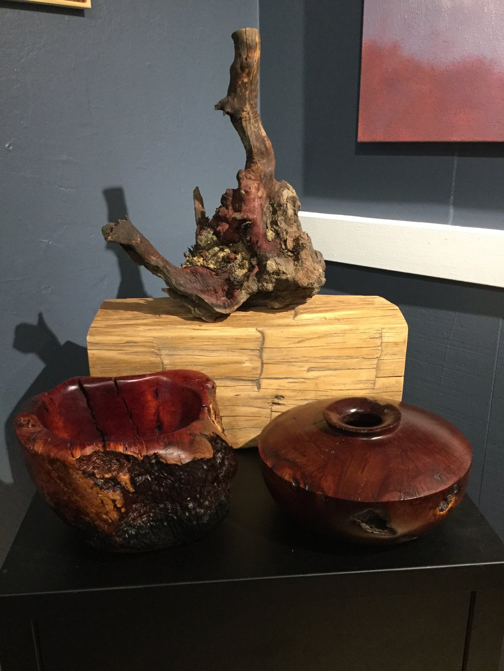 From root to bowl, it takes the eye of an artist!