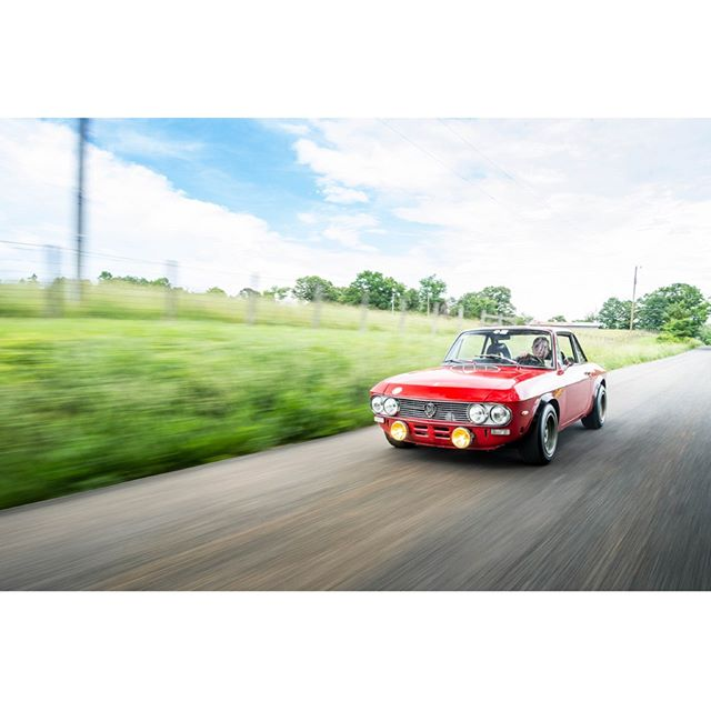 Wilfred and the red head  _________________________________ #Lancia #lanciafulvia #lanciafulviahf #hf #lanciahf #hflusso #drivetastefully #italiancars #italianrallycars #carscarscars #carsandcameras #1600HF #carsandcoffee #carlooknet #dupontregistry #cargramm #luxurylife #rally #makelanciagreatagain