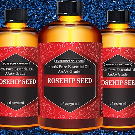 Rosehip Oil -