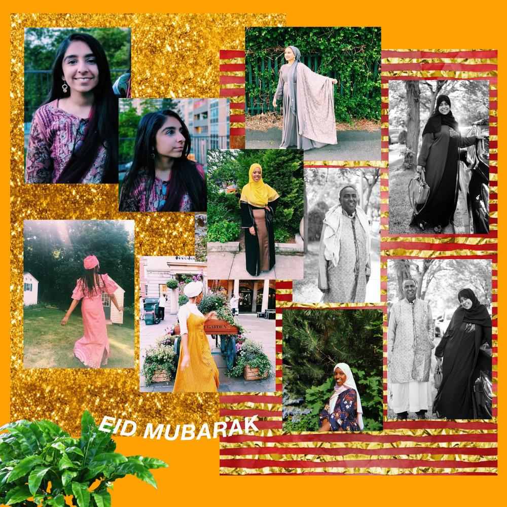edits by  Wasima Farah
