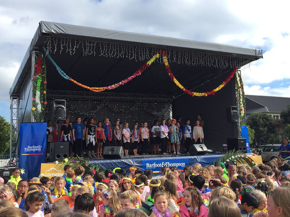 Grey Lynn School Aloha Night