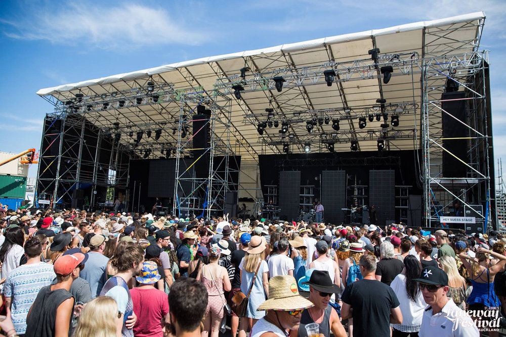 Laneways 2016 Mainstages