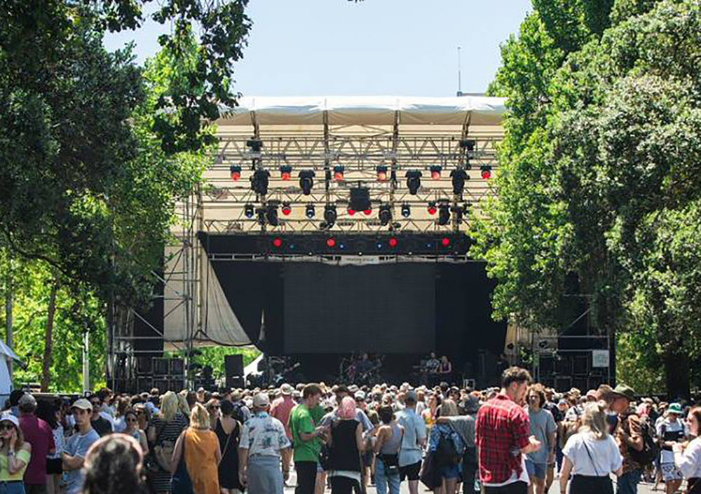 Laneways 2017 Mainstage – Albert Park