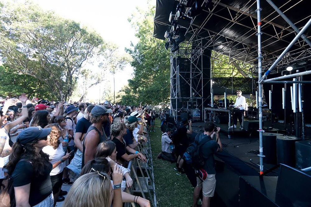Laneways 2017 Stage 2 – Albert Park