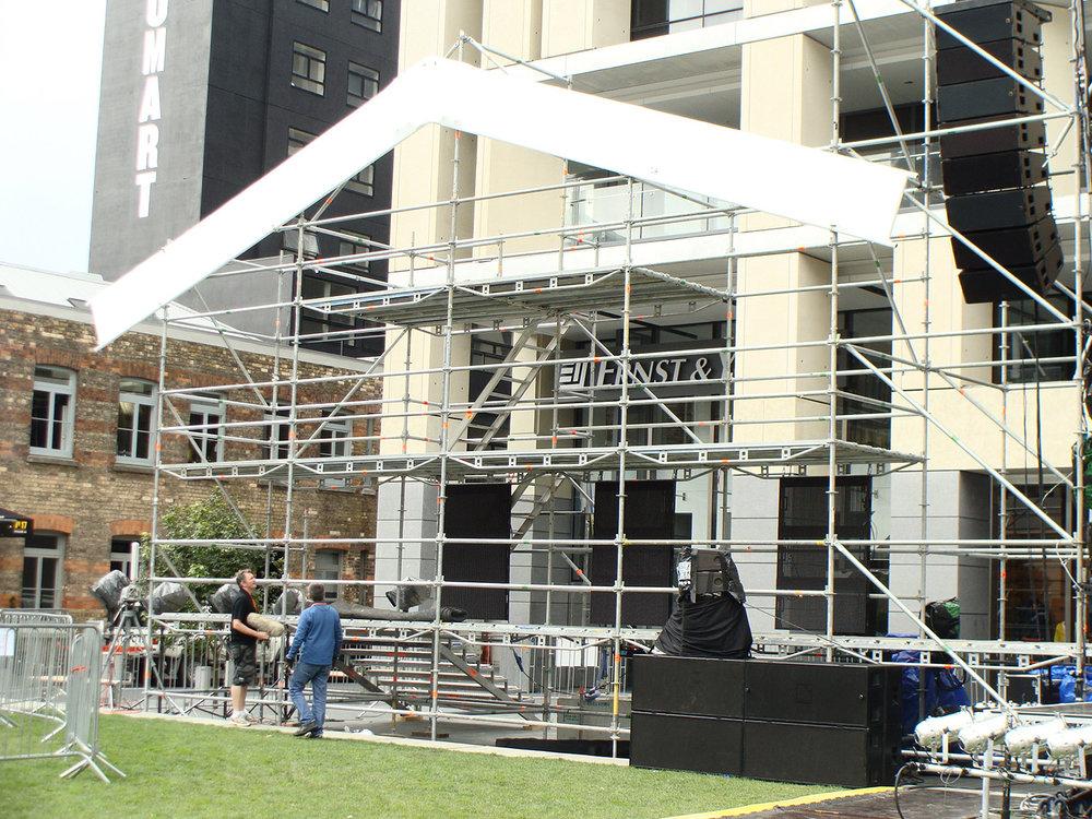 Takutai Square Britomart – Mika Concert