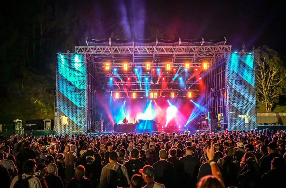 ORO Festival 2017 – Woodhill Forest