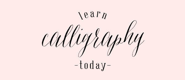 learn calligraphy online