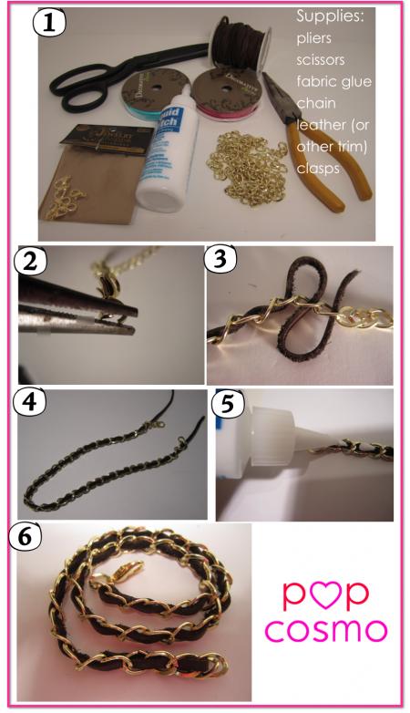 DIY quick bracelet
