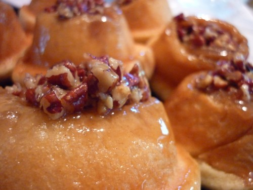 sticky buns recipe