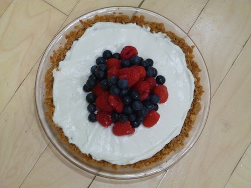 fruit pie recipe